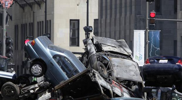 A Transformers 3 extra was critically injured during filming