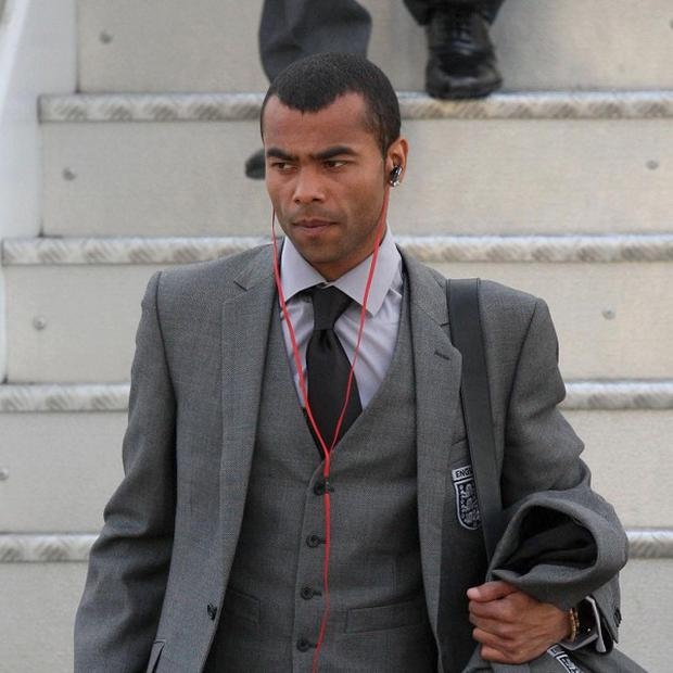 Footballer Ashley Cole, whose Surrey home has been burgled