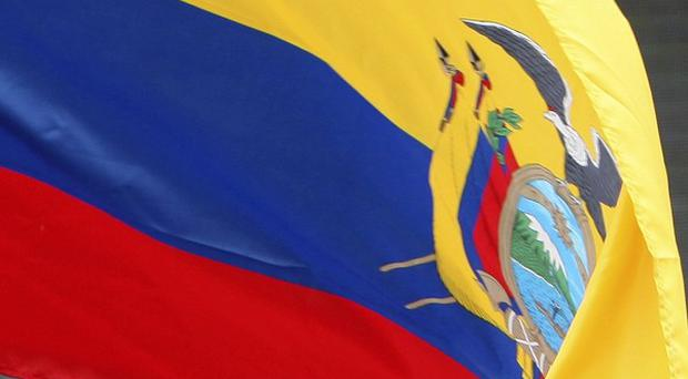 A drunken man drove an 4x4 into a crowded bus stop in Ecuador killing 15 people (AP)