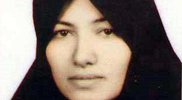 Sakineh Mohammadi Ashtiani was sentenced to death for adultery