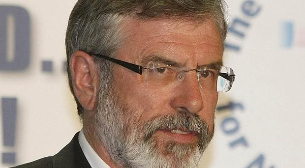 Gerry Adams said it was 'vital' that ETA and the Spanish Government talked