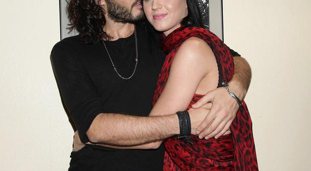 Katy Perry thinks Russell Brand is going through a spiritual awakening