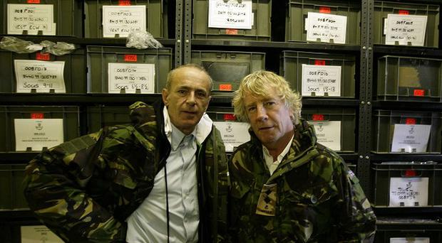 Status Quo received a letter of support from the Prince of Wales
