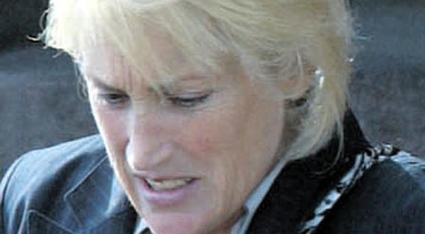 Paramedic Sharon Robinson who was assaulted at the scene of the accident where three-year-old Roma died