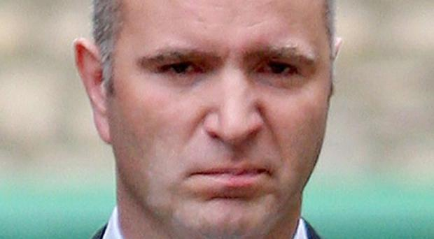 Police Sergeant Mark Andrews was jailed for six months at Oxford Magistrates Court
