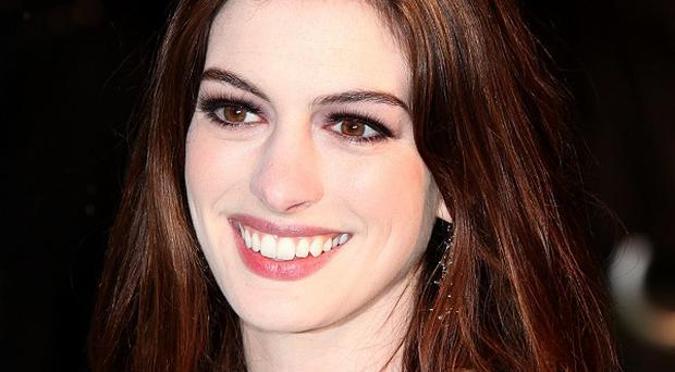 Will Anne Hathaway join the cast of Friends With Kids?