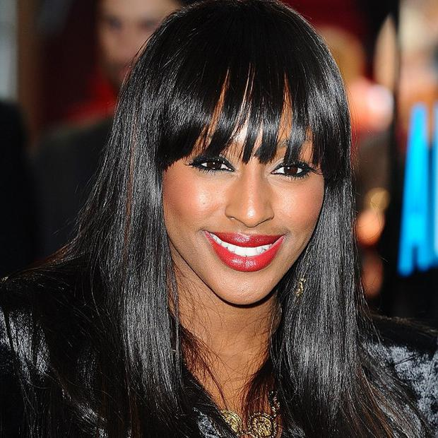 Alexandra Burke has been talking about Simon Cowell's future on The X Factor