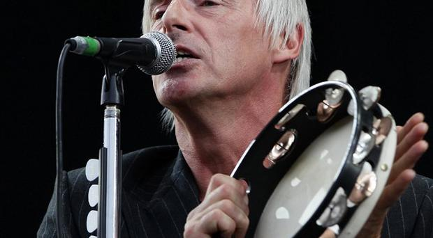 Paul Weller is one of the favourites to scoop the Mercury Prize