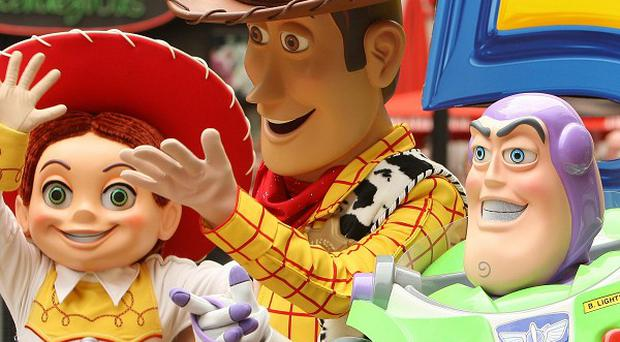 Toy Story 3 has overtaken Titanic in the box office league table