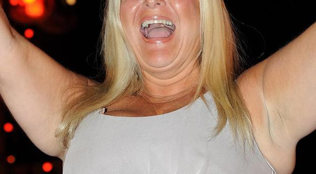 Vanessa Feltz has been evicted from the Big Brother house