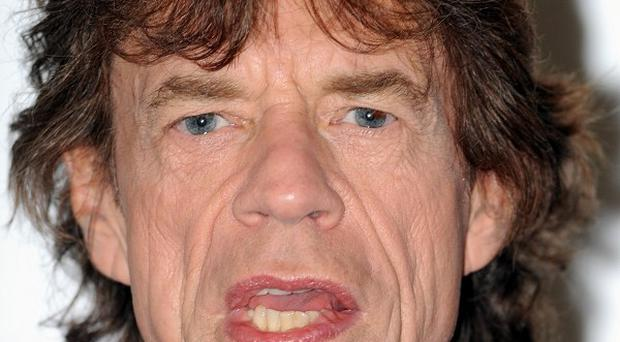 Mick Jagger has re-released a Rollling Stones film
