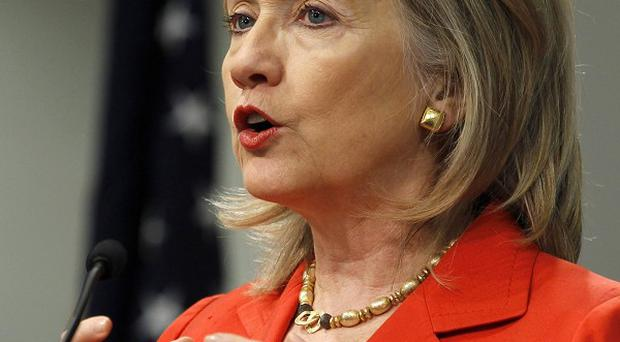Secretary of State Hillary Rodham Clinton's comments raised hackles in Mexico