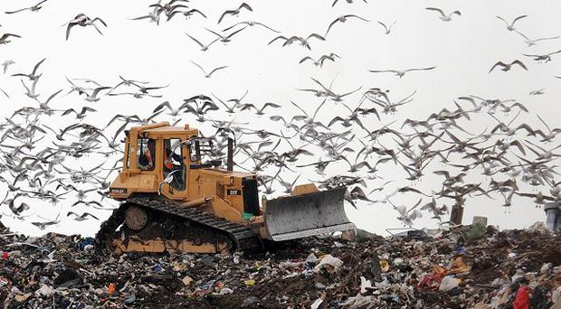 Complaints about smells from rubbish dumps have grown 10-fold since 2004, environmental experts have warned