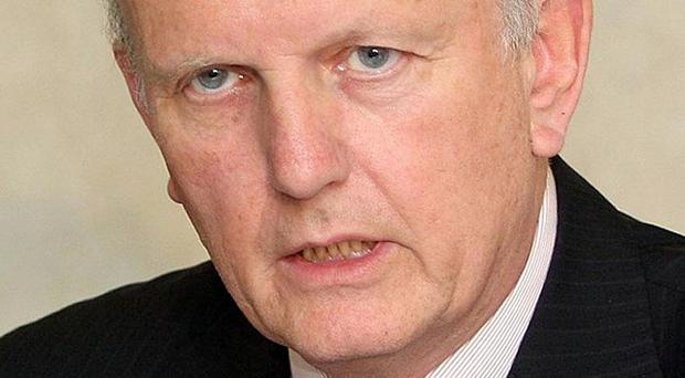 Health Minister Michael McGimpsey has praised a new mental health centre for young people in Northern Ireland