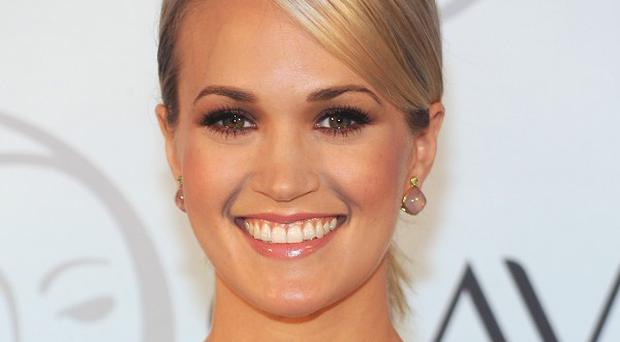 Carrie Underwood was pleased with her movie performance