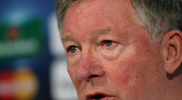 Sir Alex Ferguson: 'I am not discussing any of my players' personal lives.'