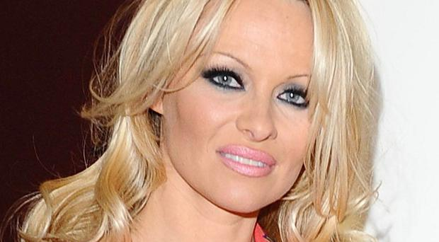 Pamela Anderson is a big fan of panto