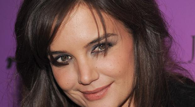 Katie Holmes doesn't want a brother or sister for her daughter Suri just yet