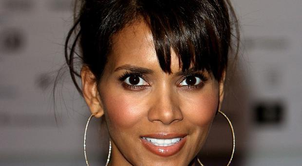 Halle Berry has been spotted with Olivier Martinez
