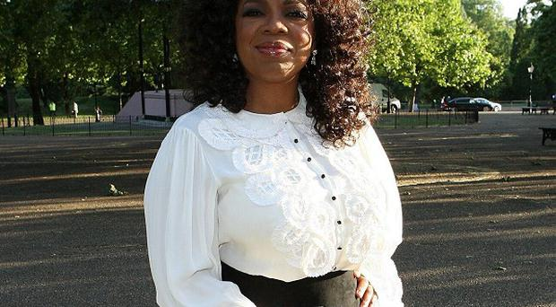 Oprah Winfrey's show is coming to an end