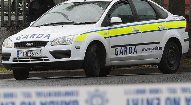 Four teenagers were among five people who have been arrested over the hijacking of a taxi in Dublin