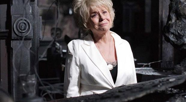 Peggy Mitchell (Barbara Windsor) is to bid her final farewell to the Queen Vic