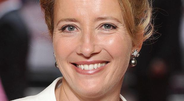 Emma Thompson made a joke about the Isle of Wight - but meant the Isle of Man
