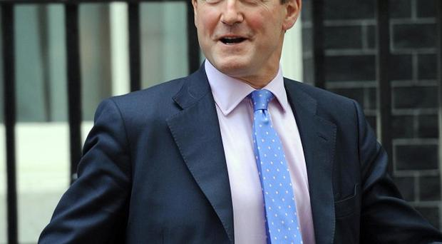 Owen Paterson said the Parades Commission will be reappointed in January if local politicians fail to reach agreement on marches