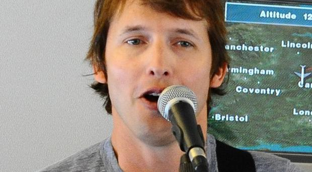 James Blunt has criticised the 'dire state' of equipment given to British soldiers