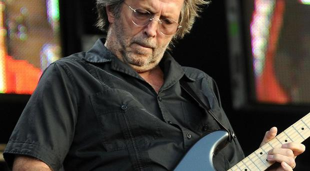 Eric Clapton is to perform in Dublin