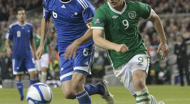 Kevin Doyle (right)