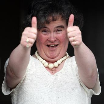 Susan Boyle stunned viewers when she first appeared on Britain's Got Talent