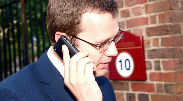Acting Labour leader Harriet Harman says there was concern when Andy Coulson was given his job at Number 10
