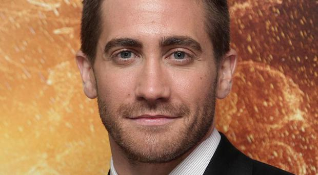 Jake Gyllenhaal wasn't a big fan of the ostriches
