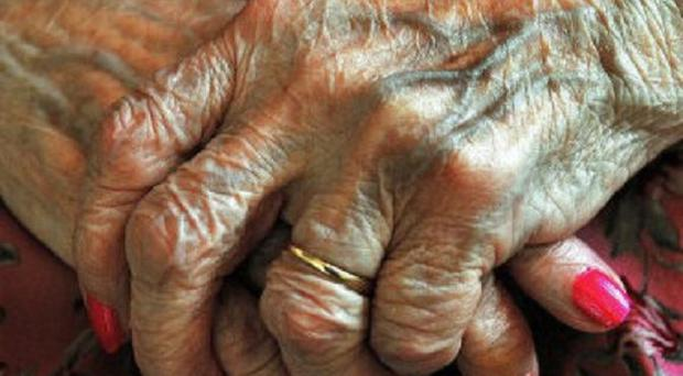 Older people could be left to bear the brunt of budget cuts, a union has warned