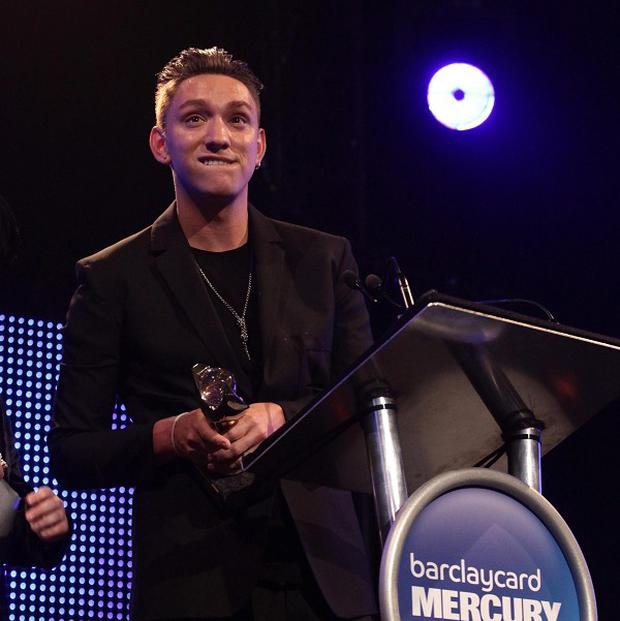 Oliver Sim of Mercury Prize-winning The XX