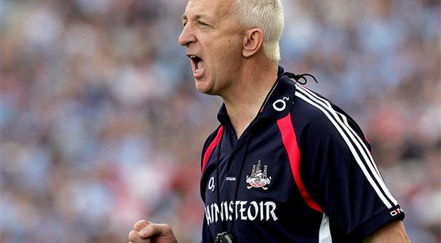 Cork manager Conor Counihan