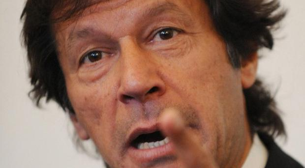 Imran Khan warned that Pakistan flooding could have a greater impact than the Indian Ocean tsunami