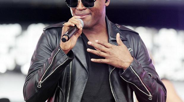 Taio Cruz says Lady Gaga is an inspiration, but he won't be delving into her wardrobe