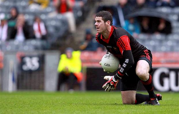 Brendan McVeigh lost out on an Ulster final in his first season and it's a pain that he hopes to relinquish