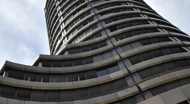 The building of the Bank for International Settlements, Basel, where the world's top central bankers agreed new regulations (AP)