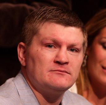 Boxing legend Ricky Hatton has entered rehab, his spokesman has confirmed