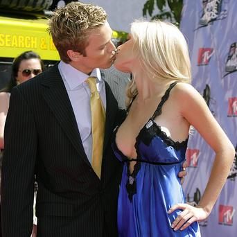 Heidi Montag and Spencer Pratt were detained at an airport after guns were found in their luggage