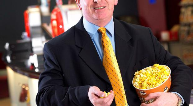 Michael McAdam has mixed a love of cinema with business acumen to build a chain of multiplex venues