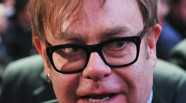 Elton John will team up with Plan B for the Electric Proms
