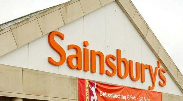 Seven people suffered minor injuries when a coffee machine exploded at a Sainsbury's supermarket in Farnborough, Hampshire