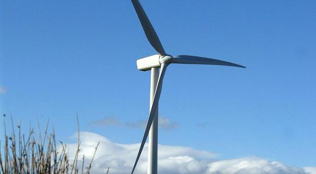 A new wind farm in Co Tyrone will generate enough electricity to power 6,500 homes