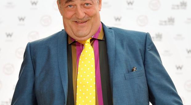 Stephen Fry has joined the trust for the Criterion Theatre