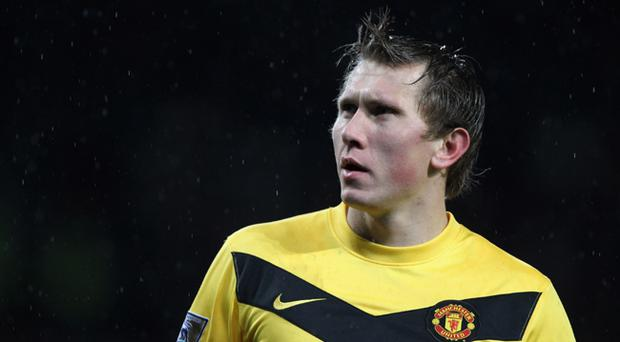 <b>MANCHESTER UNITED</b><br /><b>Tomasz Kuszczak - 6</b><br /> Dealt comfortably with the little action that came his way
