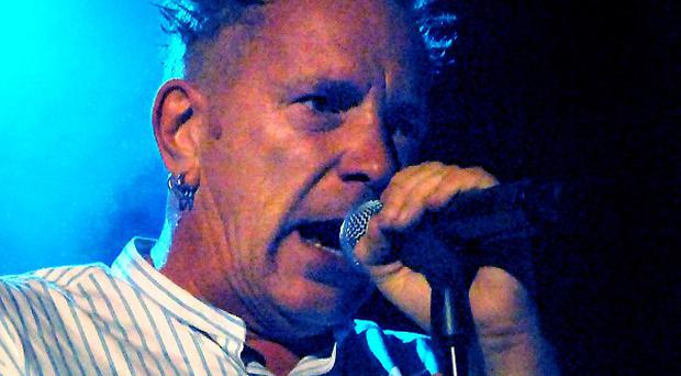 John Lydon has appeared on an advert before